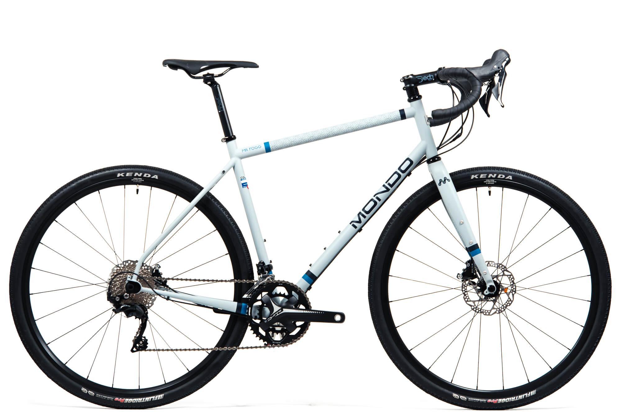 mr fogg gravel bike completa