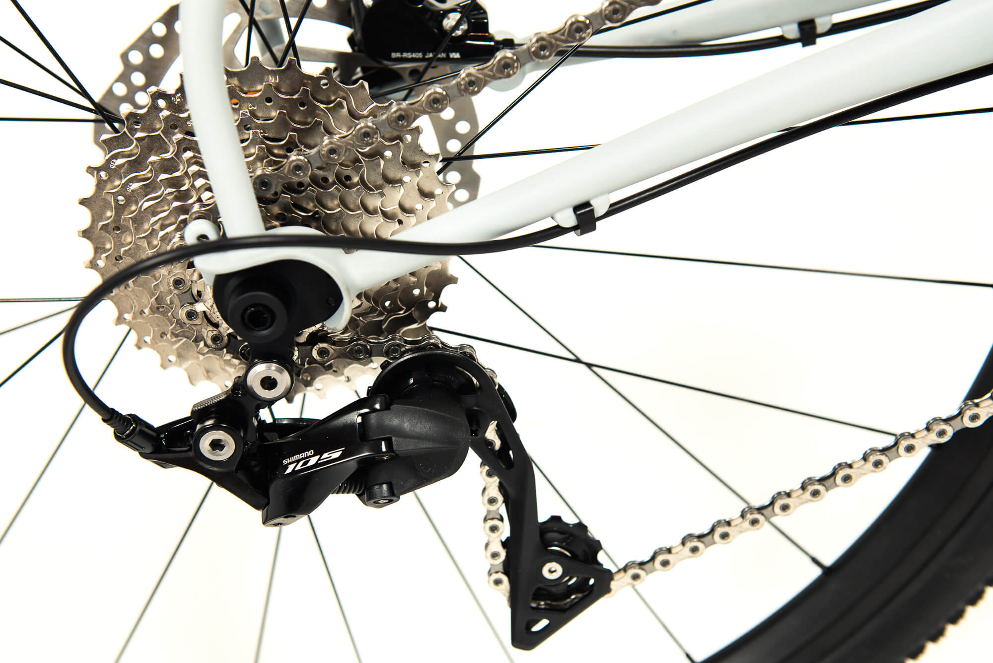 mr fogg gravel bike cambio