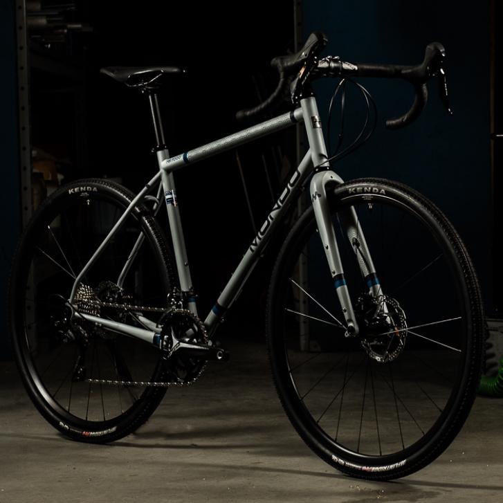 Mr. Fogg Bicicletta artigianale in acciao